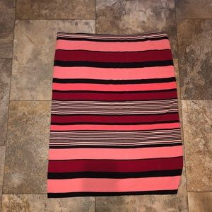 Ann Taylor Pencil Skirt Euc Size Large